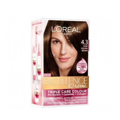 Loreal Tintes Excellence 4.3