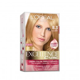 Loreal Tintes Excellence 8.3