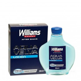 Williams Aqua Velva After Shave 200 ml.