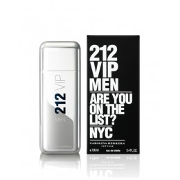 212 Carolina Herrera Vip Men 100 ml. Edt