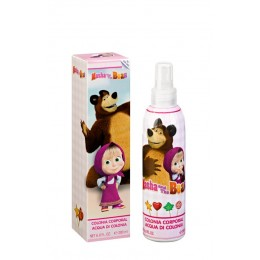 Masha y el oso edt 200 ml spray corporal