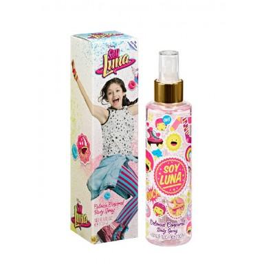 Soy Luna edt 200 ml spray corporal