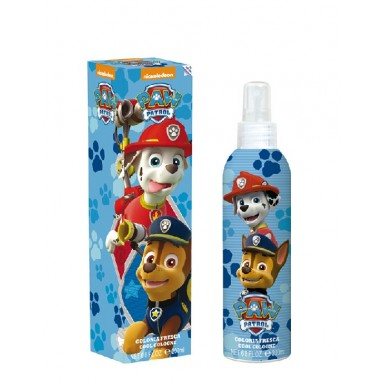 Patrulla canina edt 200 ml spray corporal niño