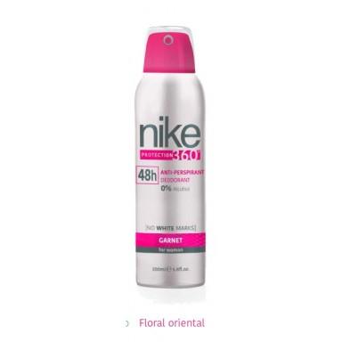 Nike desodorante woman spray 200 ml Garnet