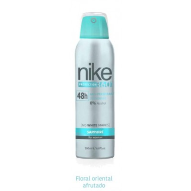 Nike desodorante woman spray 200 ml Saphire