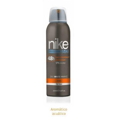 Nike desodorante spray man 200 ml Zinc