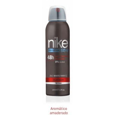 Nike desodorante spray man 200 ml Platinum
