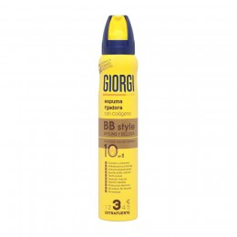 Giorgi Espuma BB Style 10 en 1 Extrafuerte 200 ml.