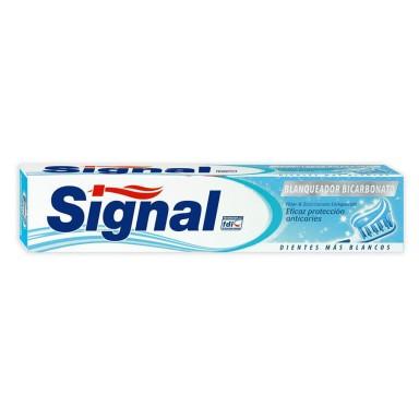 Signal Bicarbonato Blanqueador 75 ml.