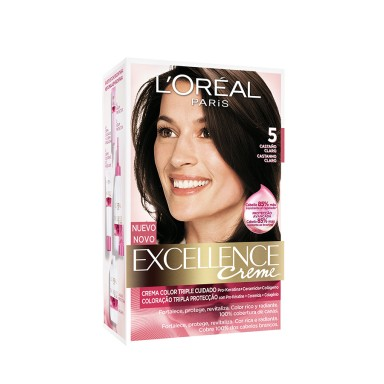 Loreal Tintes Excellence 5