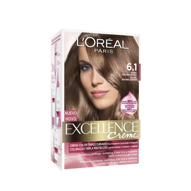 Loreal Tintes Excellence 6.1