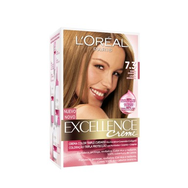 Loreal Tintes Excellence 7.3