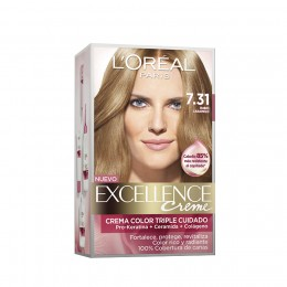 Loreal Tintes Excellence 7.31