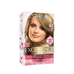 Loreal Tintes Excellence 8.1