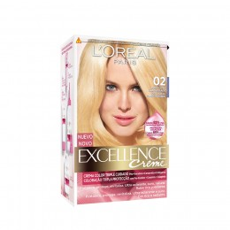Loreal Tintes Excellence Blonde Supreme 02