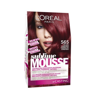 Loreal Tintes Sublime Mousse 565