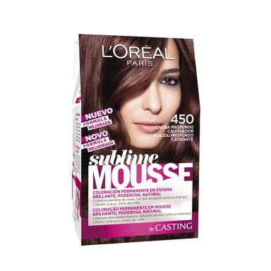Loreal Tintes Sublime Mousse 450
