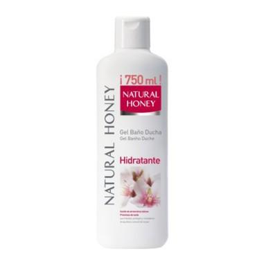 Natural Honey Gel Hidratante 650 ml.