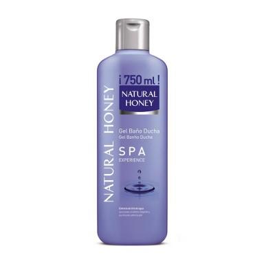 Natural Honey Gel Spa Experience 650 ml.