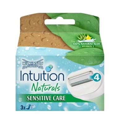 Wilkinson Intuition Recambios 3 + 1 Uds.