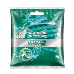 Wilkinson Extra II Sensitive 5 Uds.