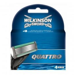 Wilkinson Quattro Recambios 4 Uds.