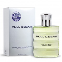 Pull & Bear 200 ml. Al precio de 100 ml.