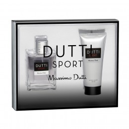 Massimo Dutti 50 ml. Edt + After Shave Balsamo 100 ml.