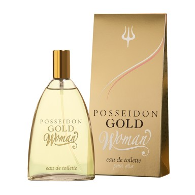 Posseidon Gold Woman 100 ml. Edt
