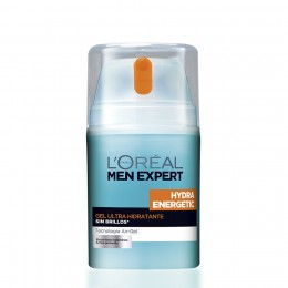 Loreal Men Gel Ultra Hidratante 50 Ml.