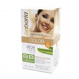 Babaria BB Cream con Color F15 50 Ml.