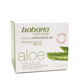 Babaria Hidratante 24 Hrs. 50 Ml.