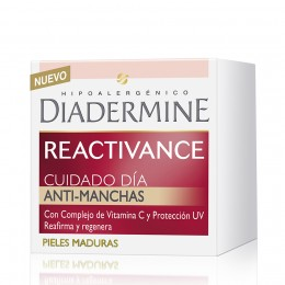 Diadermine Reactivance Antimanchas Día