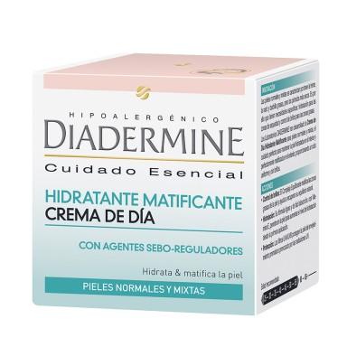 Diadermine Crema Hidratante Matificante 50 ML.