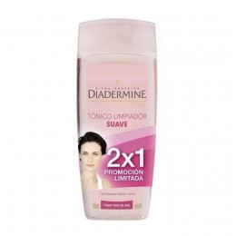 Diadermine Tónico Facial 200 Ml. 2x1