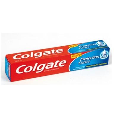 Colgate Fluor + Clacio 75 ml.