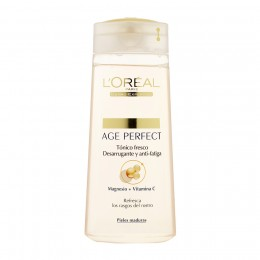 Loreal Tónico Facial Fresco 200 Ml.