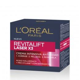 Loreal Laser x3 Crema Día 50 Ml.