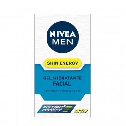 Nivea Q10 Gel Hidratante Facial 50 Ml.