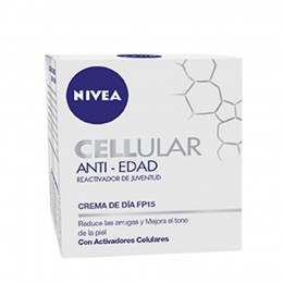 Nivea Cellular Antiedad Crema Día F15 50 Ml.
