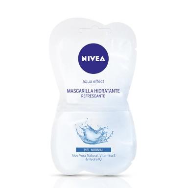 Nivea Visage Mascarilla Hidratante Refrescante