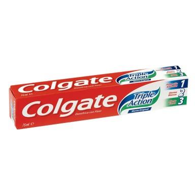 Colgate Triple Acción 75 ml.