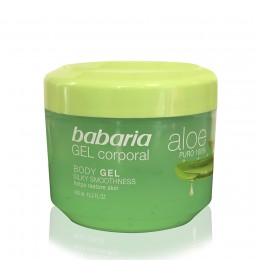 Babaria Body Gel Corporal 400 Ml.