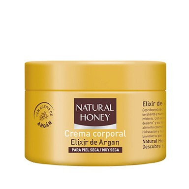 Natural Honey Elixir de Argán 250 Ml.