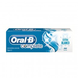 Oral-B Complete Extra Blanco 75 ml.