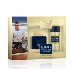 A.B. King of Seduction Absolute edt 100 vapo+deo 150ml