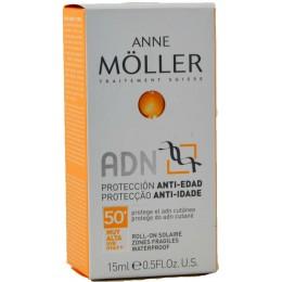 anne moller roll-on zones fragiles spf.50 15 ml.