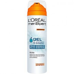 Loreal Gel de Afeitar Hydra Sensitive 200 ml.
