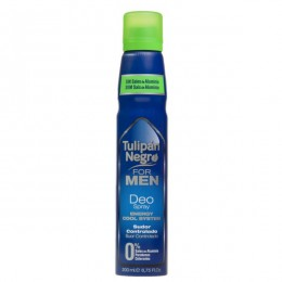T.NEGRO DEO SPRAY FOR MEN 200 ML.