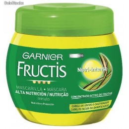 Fructis Mascarilla Nutri-Intense 400 ml.